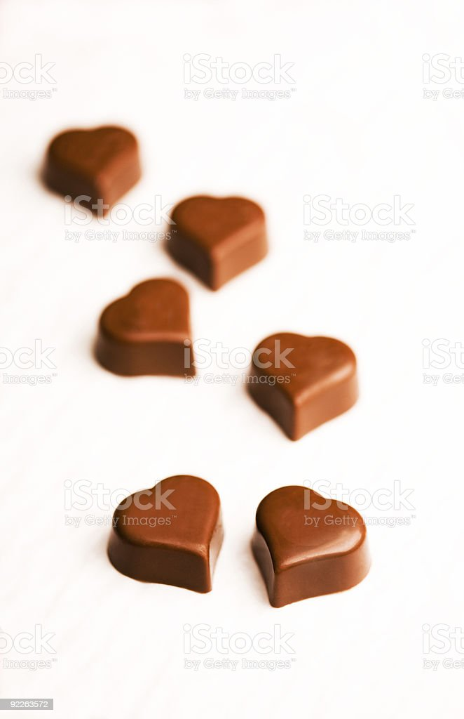 Sweet Valentine royalty-free stock photo