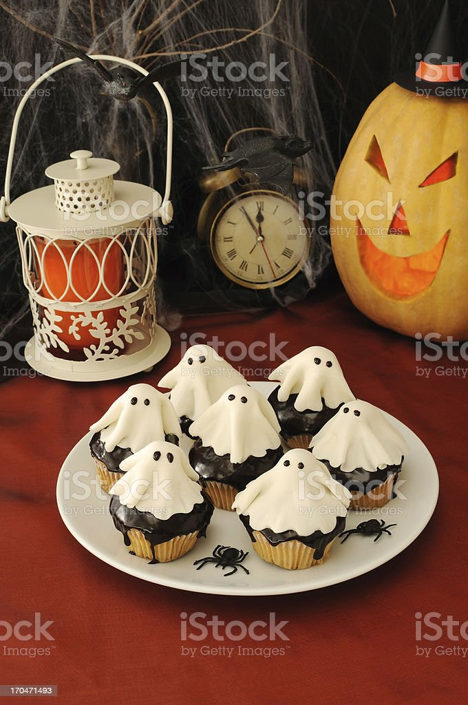 Sweets for Halloween royalty-free stock photo