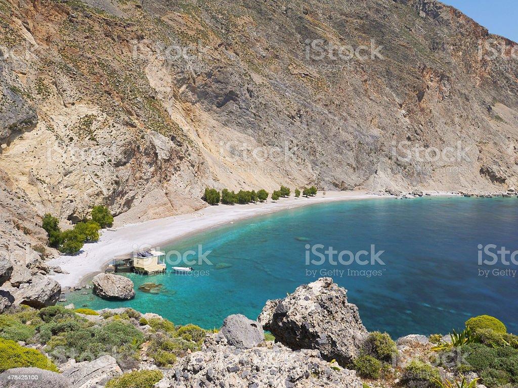 Sweetwater beach stock photo