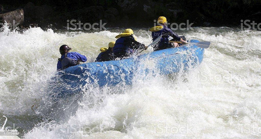 Swift Water stock photo