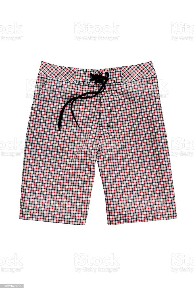 Swim Shorts royalty-free stock photo