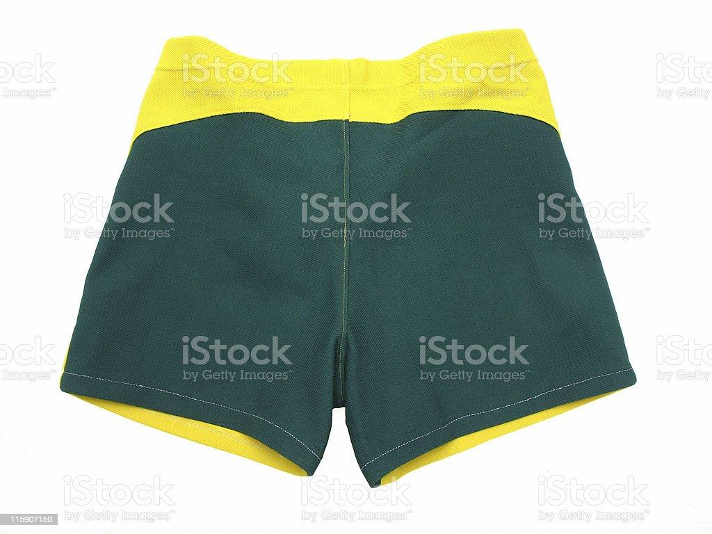 Swim wear royalty-free stock photo