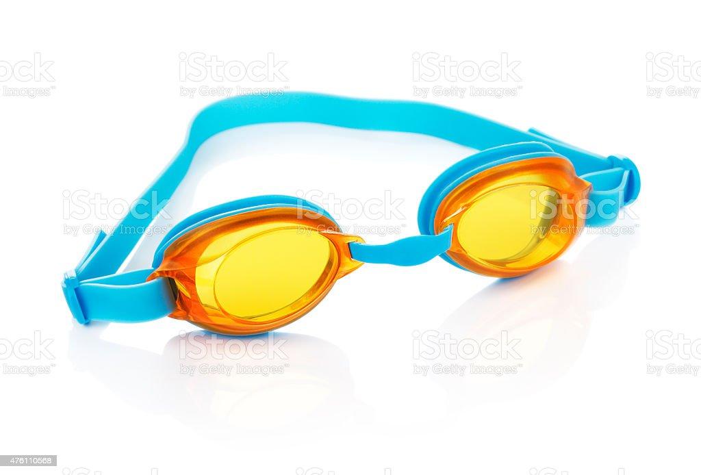 Swimming Glasses stock photo