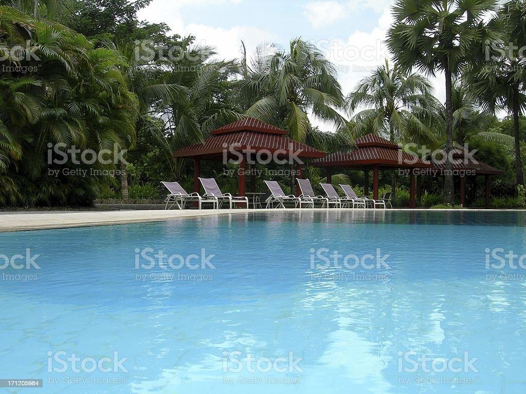 Swimming Pool 01 royalty-free stock photo
