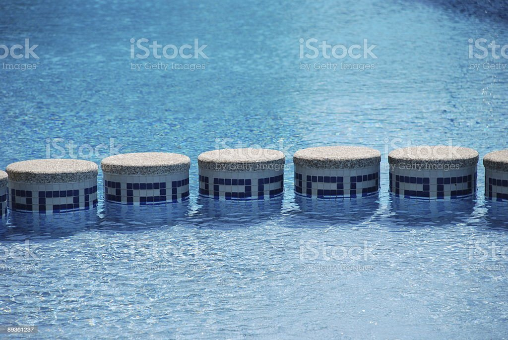 Swimming pool 01 royalty-free stock photo