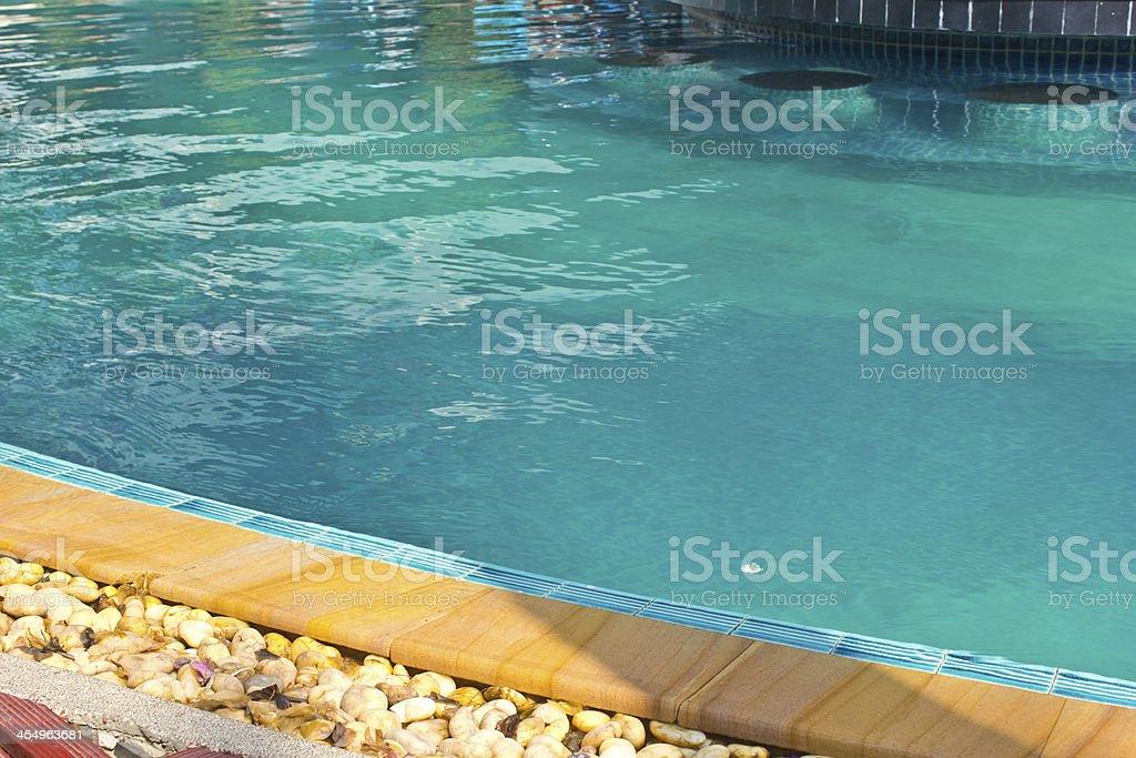 Swimming pool 4 royalty-free stock photo