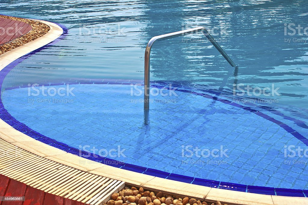 Swimming pool 6 royalty-free stock photo
