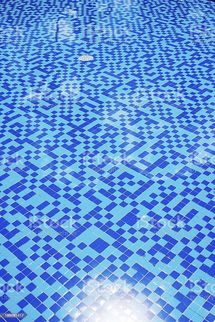 Swimming pool detail royalty-free stock photo