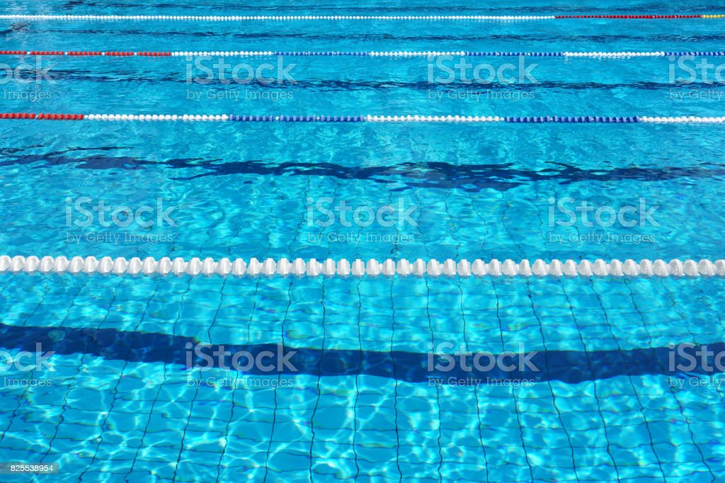 Swimming Pool Lanes Background background of pool lane markers pictures, images and stock photos