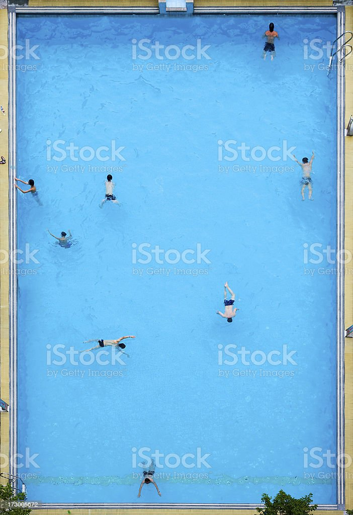 Rectangle Pool Aerial View modren rectangle pool aerial view small space craftsmanship for