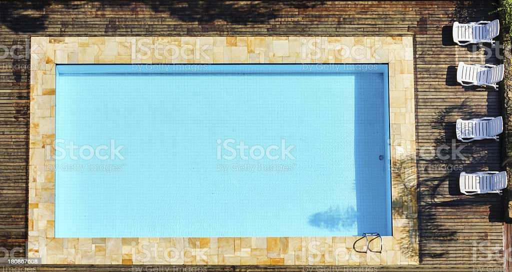 Lovely Swimming Pool Aerial View Pictures Images And Stock Photos Istock