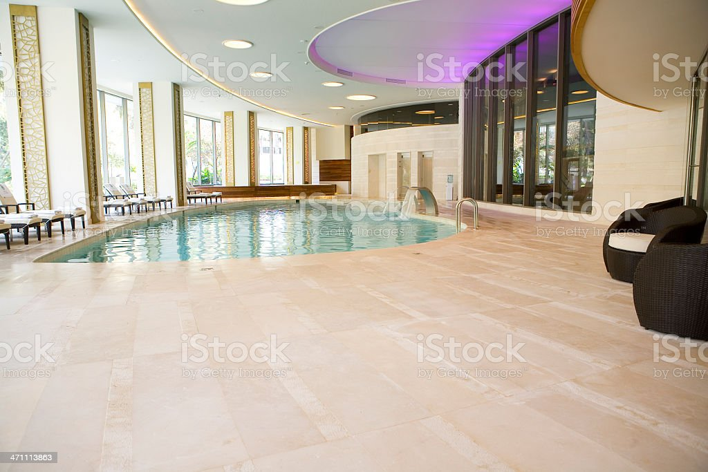 swimming pool royalty-free stock photo