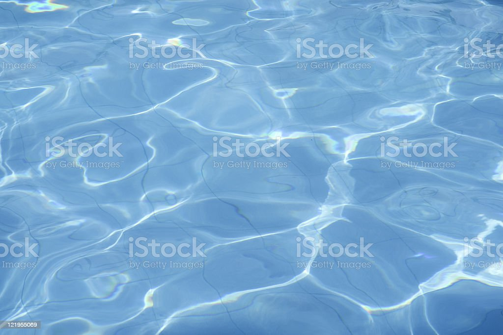 swimming pool ripples water background royalty-free stock photo