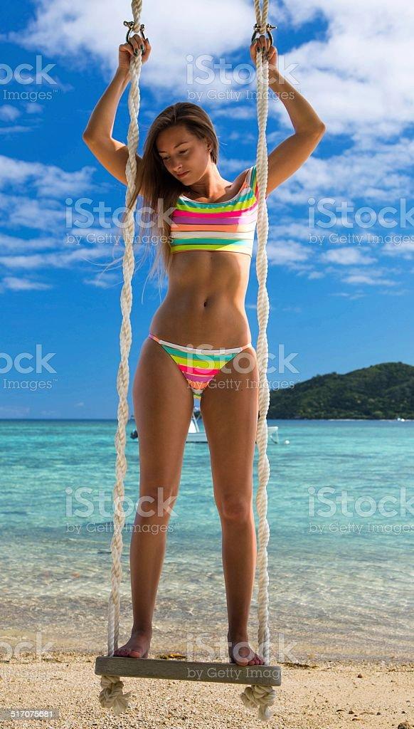 swing stock photo