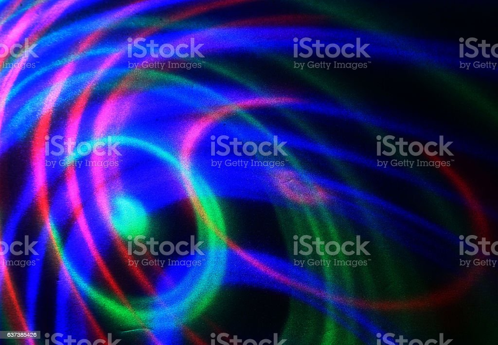 Swirling light stock photo