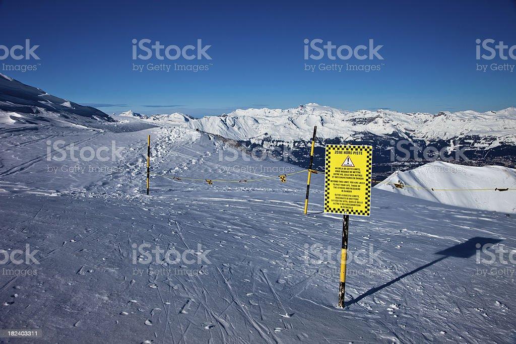 Swiss Alps Mountains royalty-free stock photo