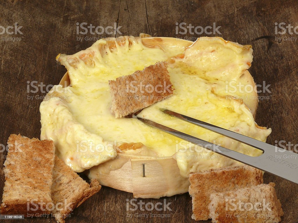 Swiss Cuisine stock photo