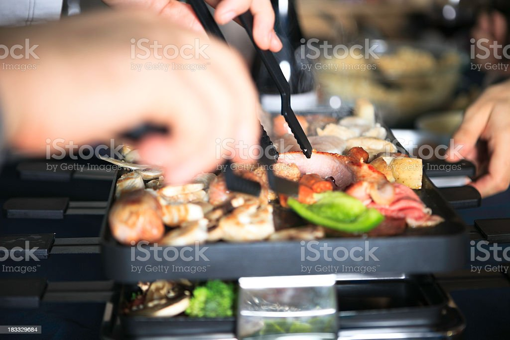 Swiss Food stock photo