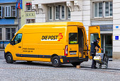 Swiss Post delivery