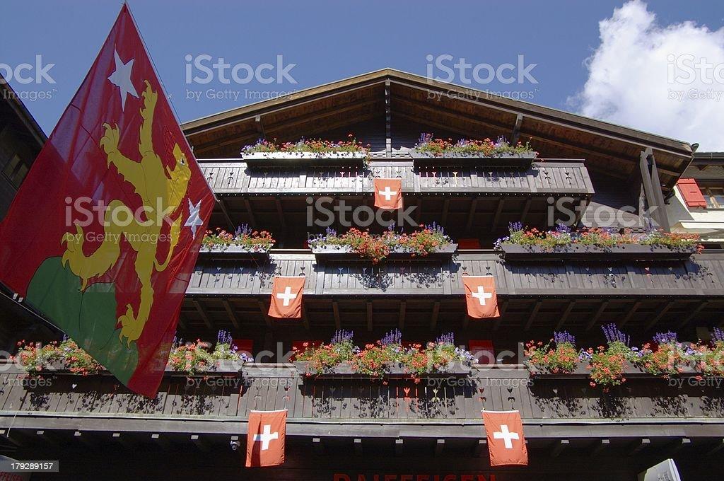 swiss symbolics royalty-free stock photo