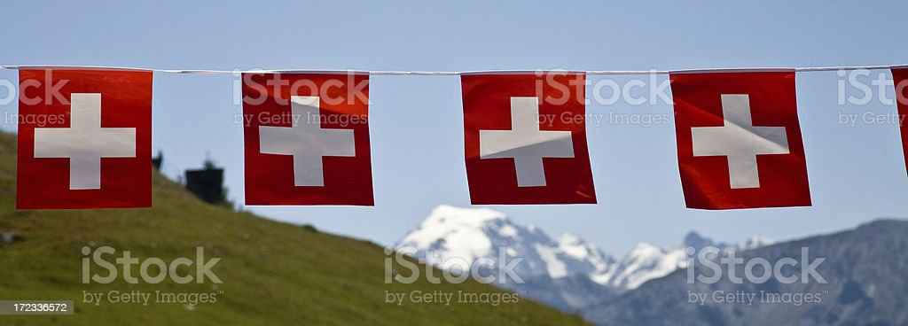 Swissness royalty-free stock photo