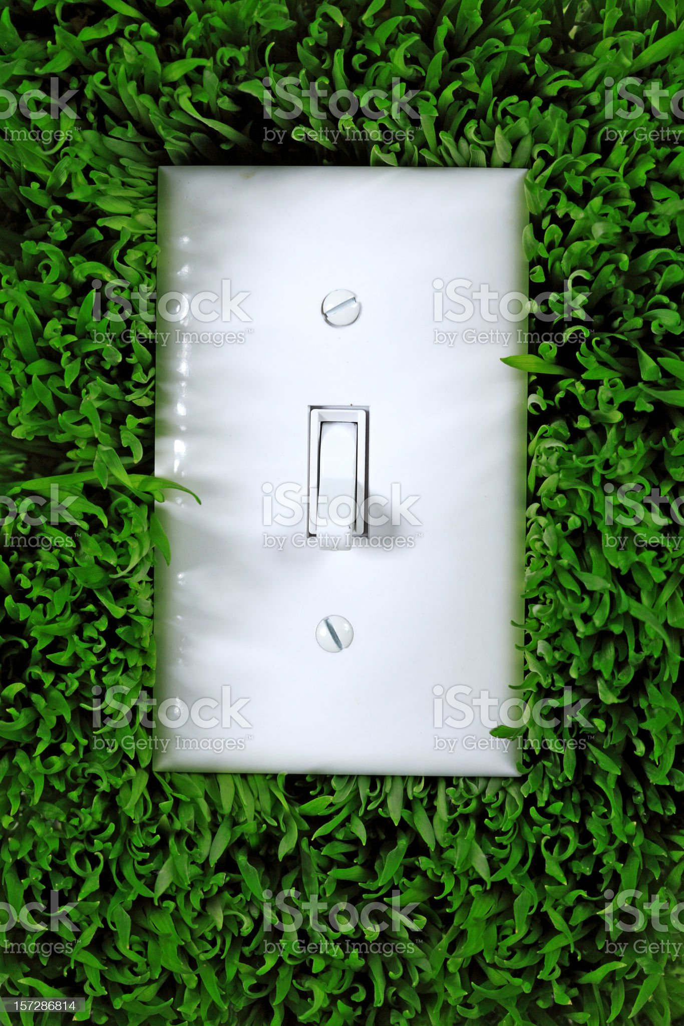 switch off the planet royalty-free stock photo