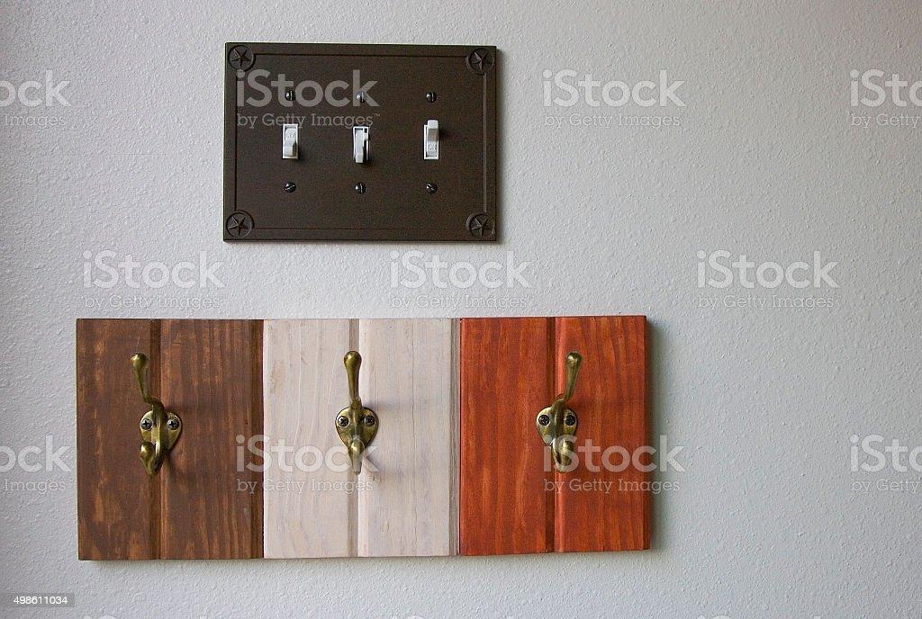 Switches & Hooks stock photo