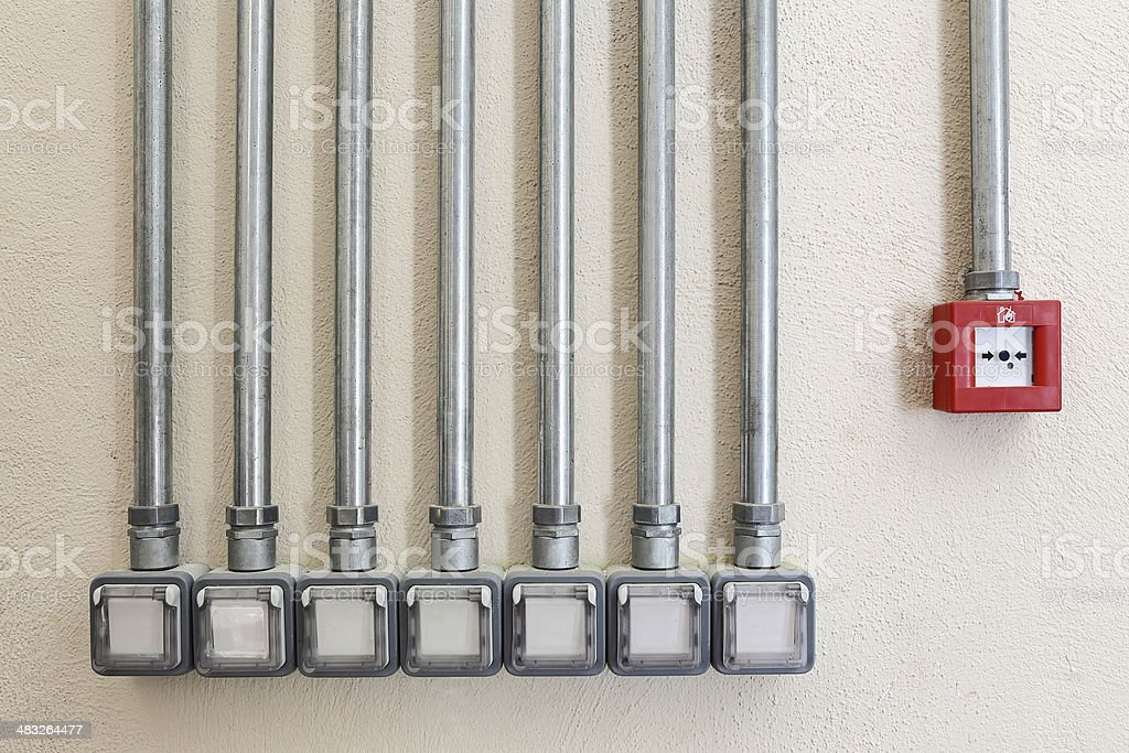 Switches royalty-free stock photo