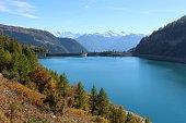 switzerland - lac de tseuzier