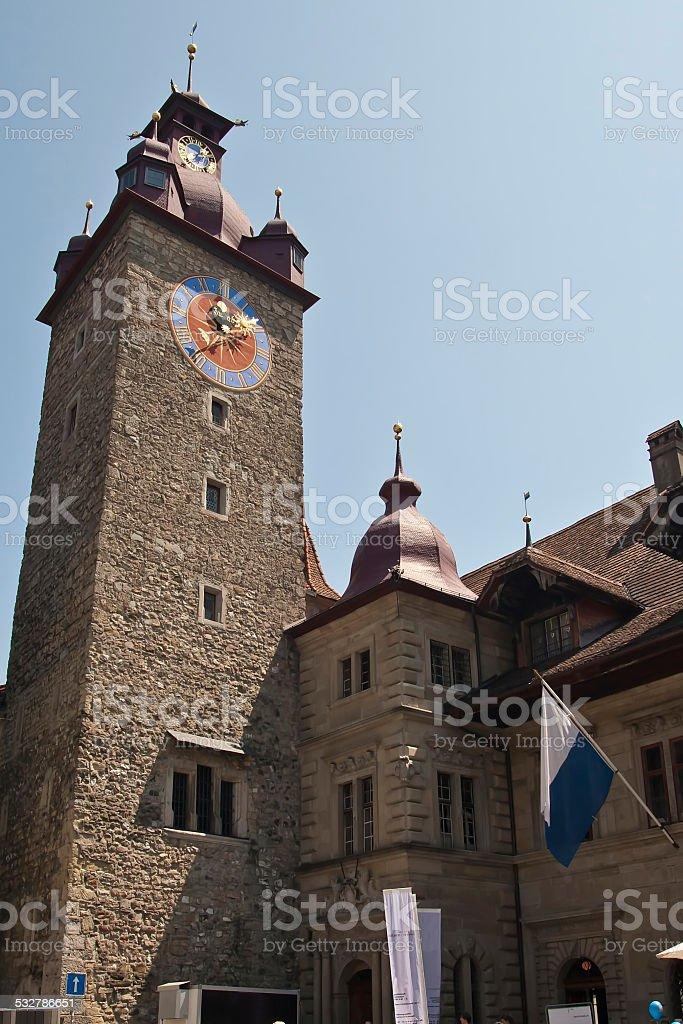 Switzerland - Lucerne stock photo