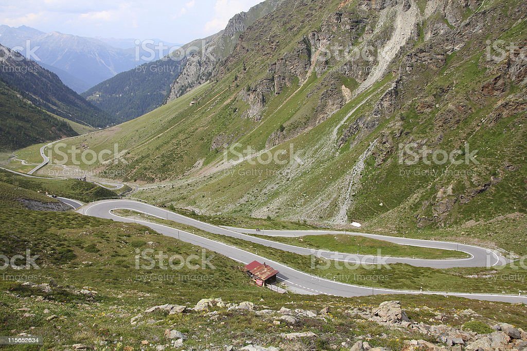 Switzerland stock photo