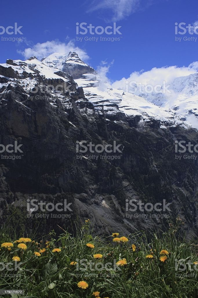 Switzerland royalty-free stock photo