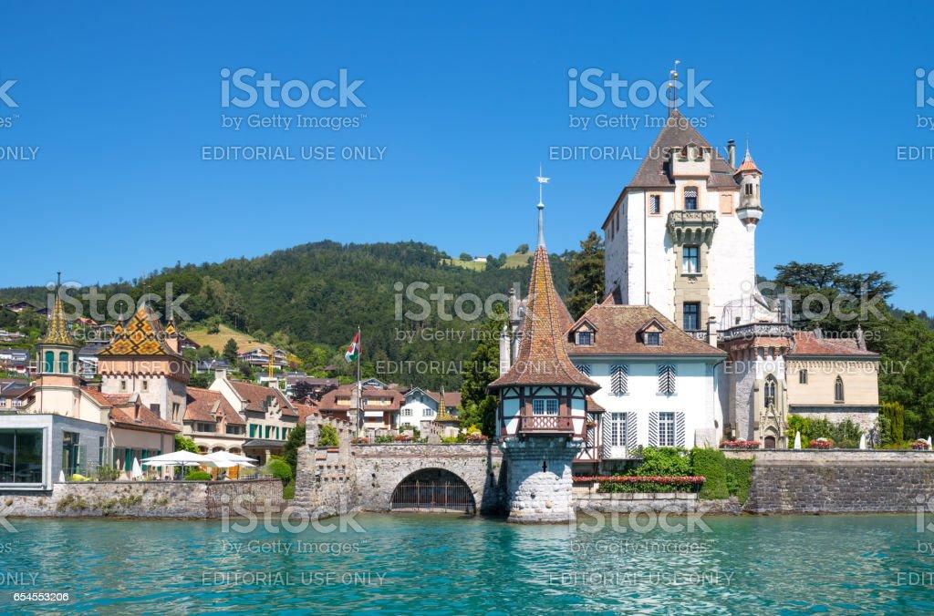 Switzerland stock photo