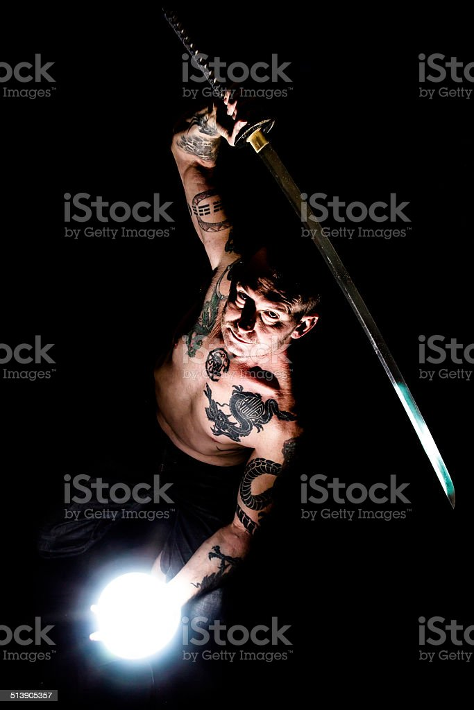 Sword & Sorcery stock photo