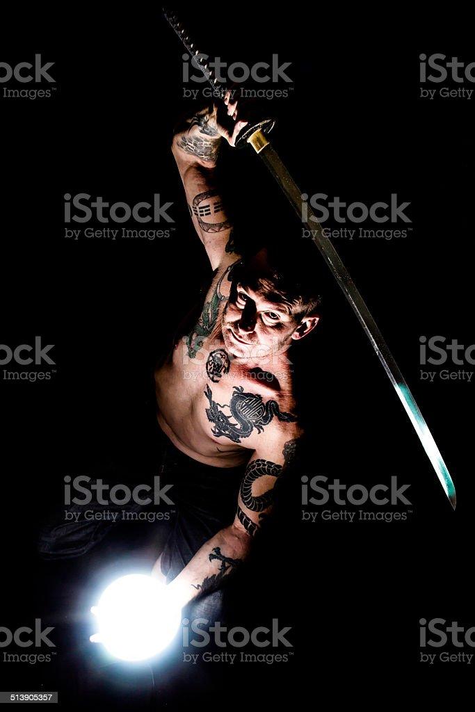 Sword & Sorcery stock photo