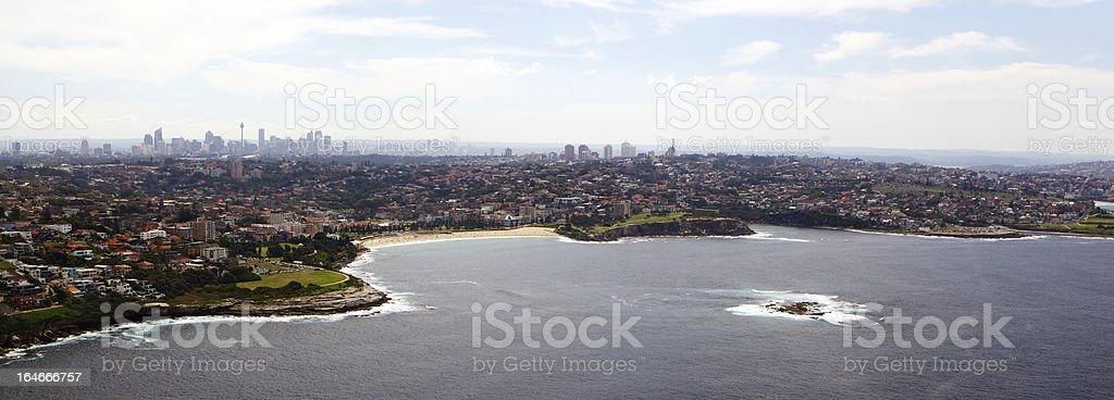 Sydney Beaches royalty-free stock photo