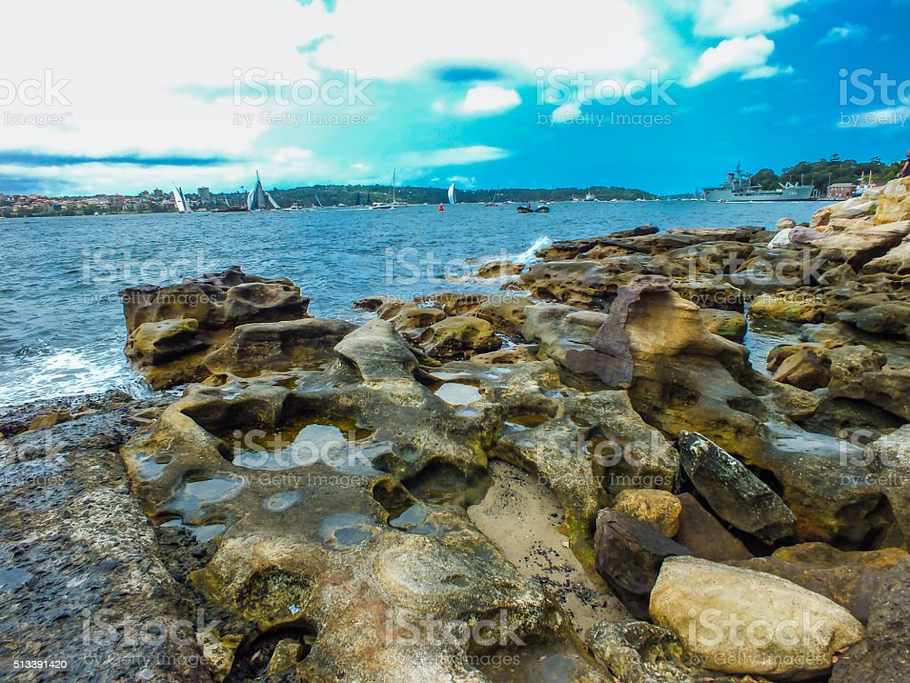 Sydney BLues stock photo