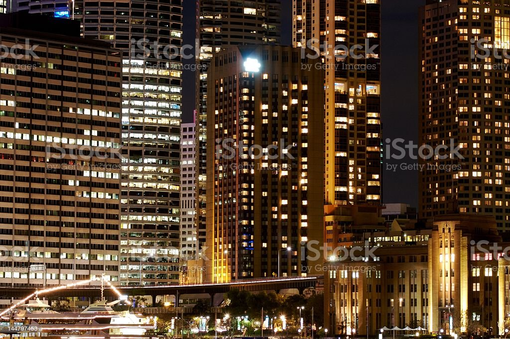 Sydney Buildings royalty-free stock photo