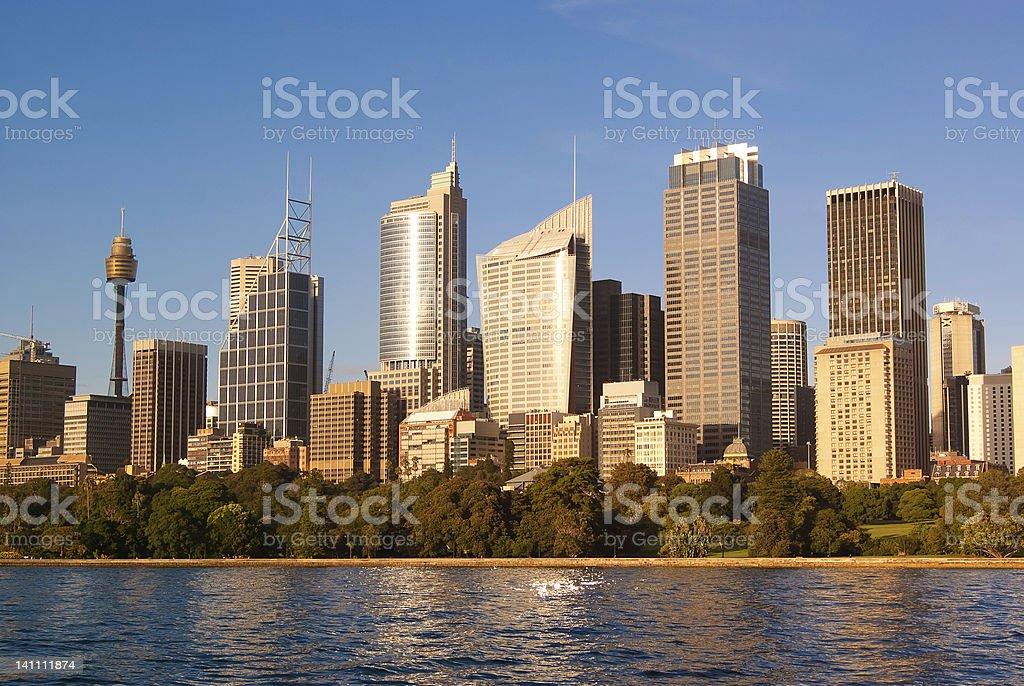 Sydney CBD - Day royalty-free stock photo