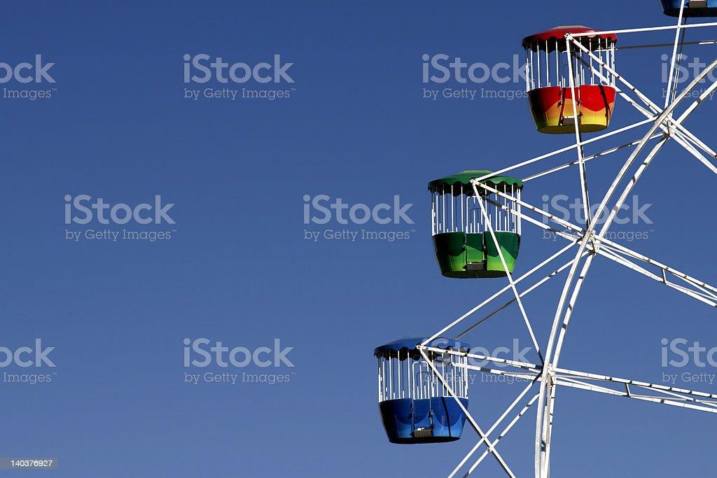 Sydney Ferris Wheel stock photo