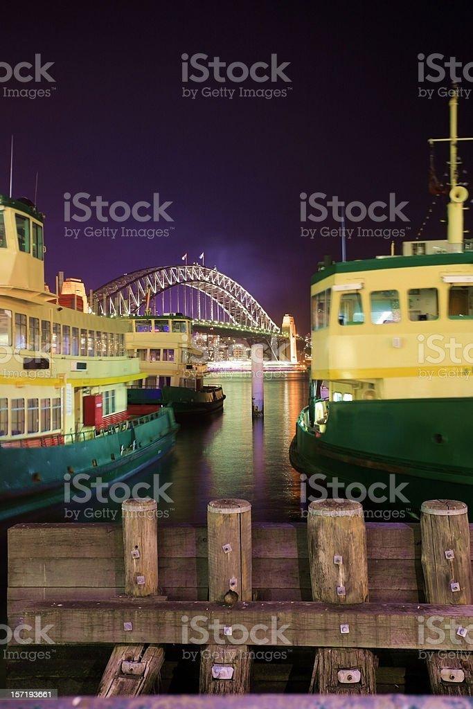 sydney ferry scenic royalty-free stock photo