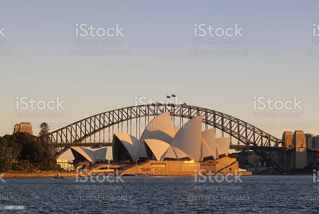 Sydney Gold royalty-free stock photo