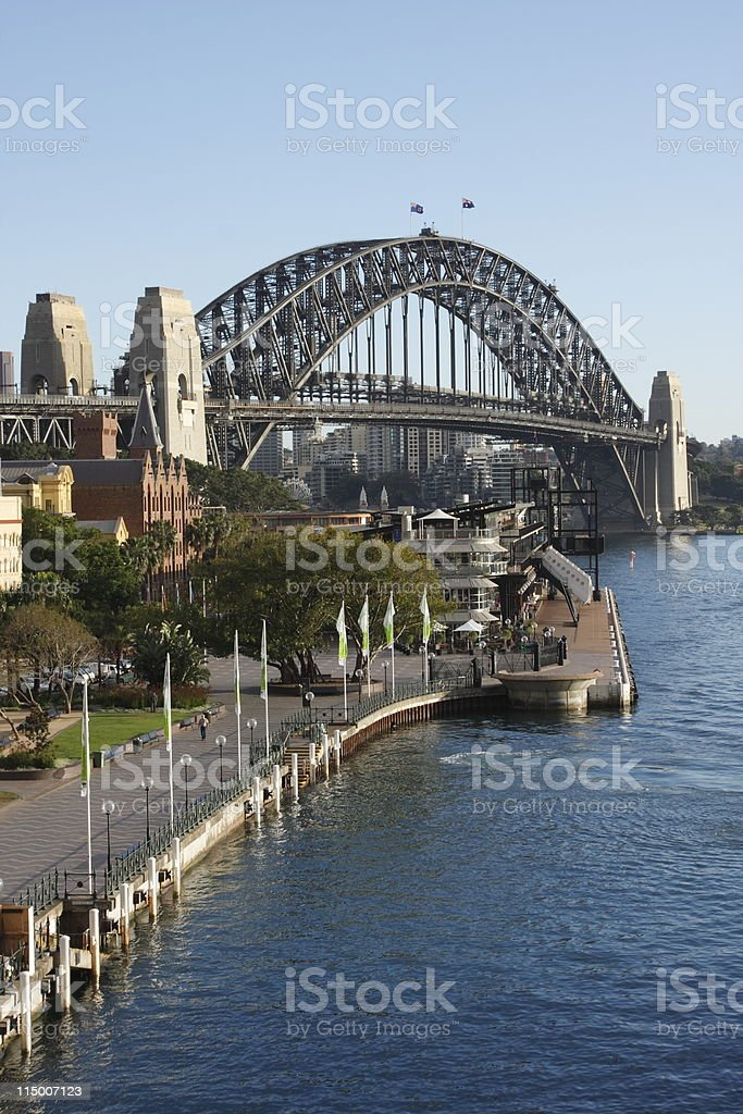 Sydney Harbor stock photo