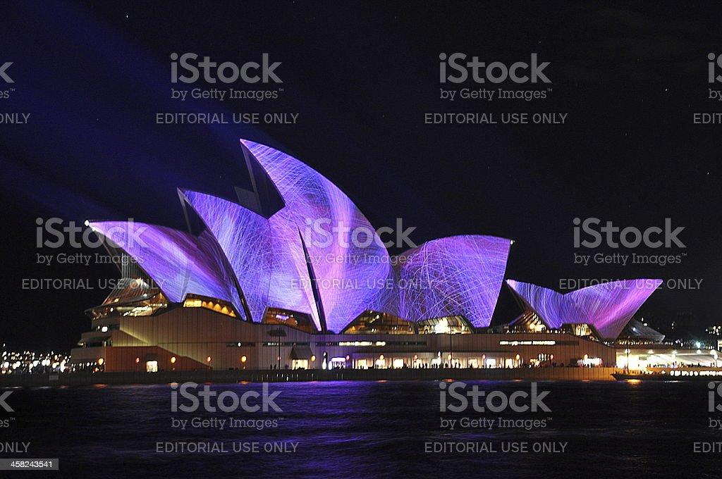 Sydney Opera House 2013 royalty-free stock photo