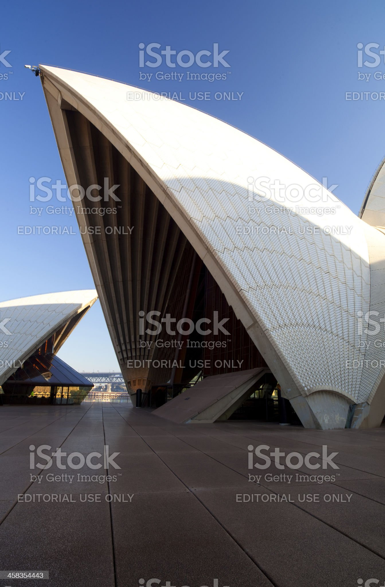 Sydney Opera House Australia royalty-free stock photo