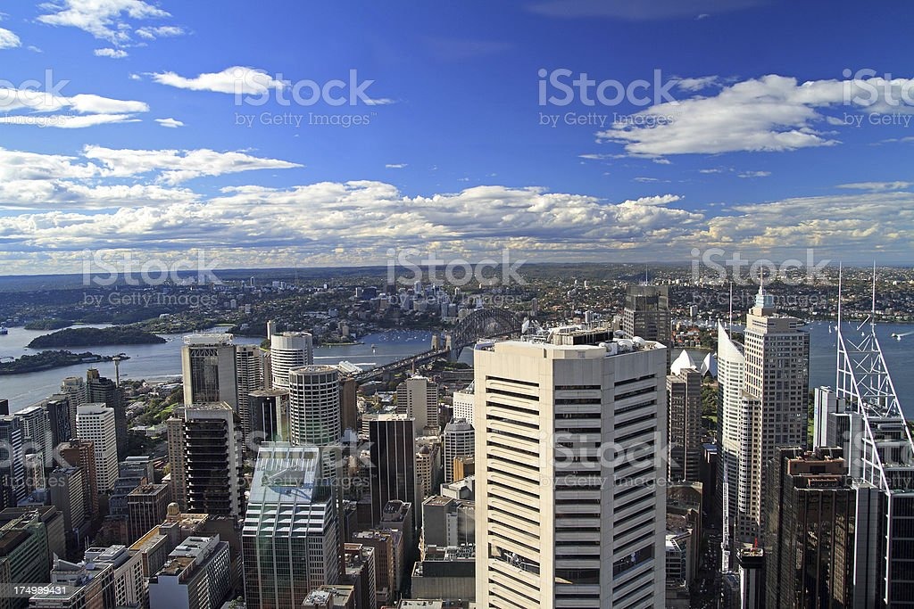 Sydney royalty-free stock photo