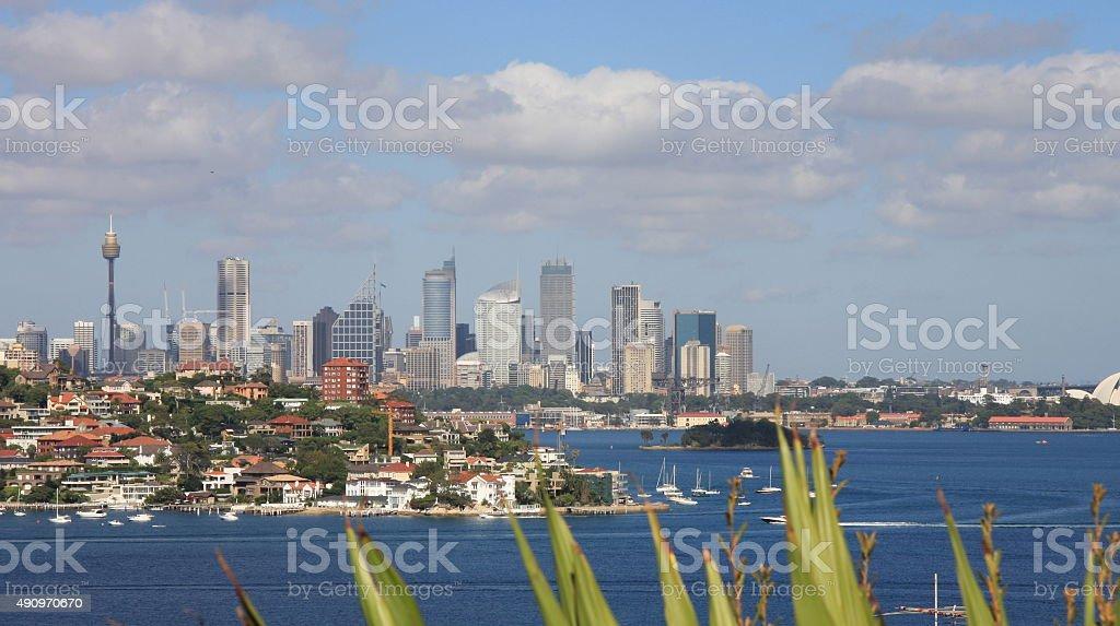 Sydney, skyline stock photo