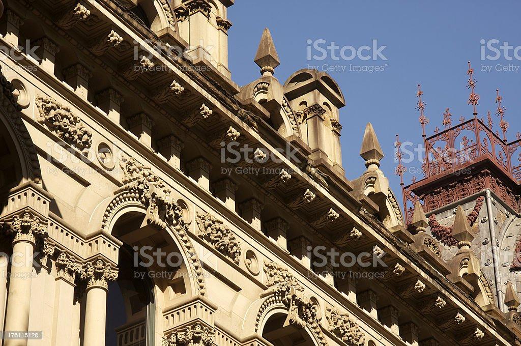 Sydney Town Hall stock photo