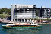 Sydney Water Transportation