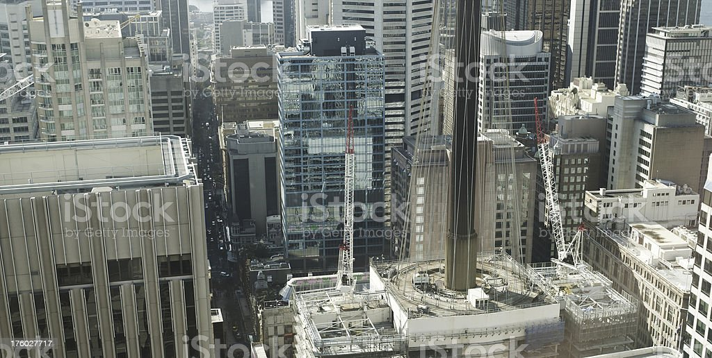 Sydney,NSW, cityscape royalty-free stock photo